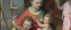 Barocci 'The Madonna of the Cat'