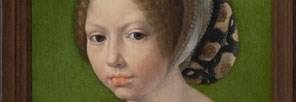 Jan Gossaert, 'A Young Princess (Dorothea of Denmark?)'