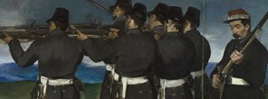 Manet 'The Execution of Maximilian'
