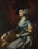 Thomas Gainsborough: 'Mrs Siddons'