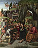 Luca Signorelli: 'The Adoration of the Shepherds'