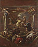 Luca Giordano: 'Saint Anthony of Padua restores the Foot of a Man'