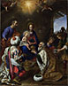 Carlo Dolci: 'The Adoration of the Kings'