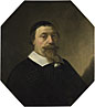 Aelbert Cuyp: 'Portrait of a Bearded Man'