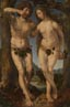 Jan Gossaert: 'Adam and Eve'