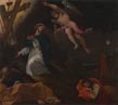 Ludovico Carracci: 'The Agony in the Garden'