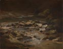 Philip Reinagle: 'A Trout Stream'
