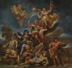 Luca Giordano: 'Allegory of Fortitude'