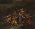 Luca Giordano: 'Minerva as Protectress of the Arts and Sciences'