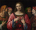 Bernardino Luini: 'Christ among the Doctors'