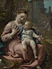 Correggio: 'The Madonna of the Basket'