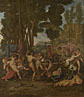 After Nicolas Poussin: 'The Triumph of Silenus'