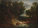 Thomas Gainsborough: 'The Watering Place'