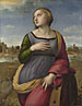 Raphael: 'Saint Catherine of Alexandria'