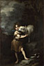 Bartolomé Esteban Murillo: 'The Infant Saint John with the Lamb'