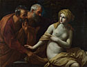 Guido Reni: 'Susannah and the Elders'