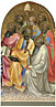 Lorenzo Monaco: 'Adoring Saints: Right Main Tier Panel'