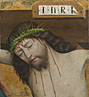 Master of Liesborn: 'Head of Christ Crucified'