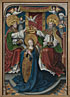 Master of Cappenberg (Jan Baegert?): 'The Coronation of the Virgin'