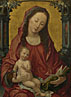 Netherlandish: 'The Virgin and Child'