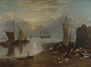 Joseph Mallord William Turner: 'Sun Rising through Vapour'