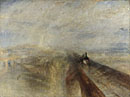 Joseph Mallord William Turner: 'Rain, Steam, and Speed - The Great Western Railway'