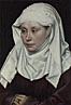 Robert Campin: 'A Woman'