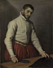 Giovanni Battista Moroni: 'The Tailor ('Il Tagliapanni')'