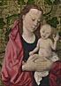 Workshop of Dirk Bouts: 'The Virgin and Child'