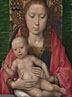 Hans Memling: 'Virgin and Child'