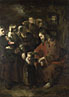 Nicolaes Maes: 'Christ blessing the Children'