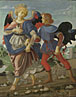 Workshop of Andrea del Verrocchio: 'Tobias and the Angel'