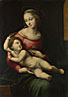 After Raphael: 'The Madonna and Child'