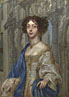 Gonzales Coques: 'Portrait of a Woman as Saint Agnes'