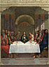 Ercole de' Roberti: 'The Institution of the Eucharist'