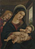 Liberale da Verona: 'The Virgin and Child with Two Angels'