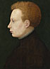 French (?): 'Portrait of a Boy'