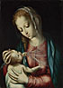 Luis de Morales: 'The Virgin and Child'