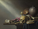 Harmen Steenwyck: 'Still Life: An Allegory of the Vanities of Human Life'