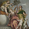 Paolo Veronese: 'Allegory of Love, IV ('Happy Union')'