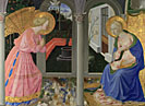 Zanobi Strozzi: 'The Annunciation'