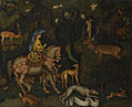 Pisanello: 'The Vision of Saint Eustace'