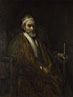 Rembrandt: 'Portrait of Jacob Trip'