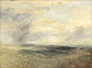 Joseph Mallord William Turner: 'Margate (?), from the Sea'