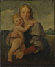 Raphael: 'The Madonna and Child (The Mackintosh Madonna)'