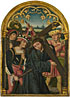 German, North: 'Christ carrying the Cross'