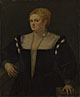 Follower of Jacopo Tintoretto: 'Portrait of a Lady'