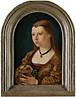 Follower of Jan Gossaert: 'The Magdalen'