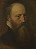 Netherlandish: 'Portrait of a Bearded Man'