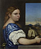 Sebastiano del Piombo: 'The Daughter of Herodias'